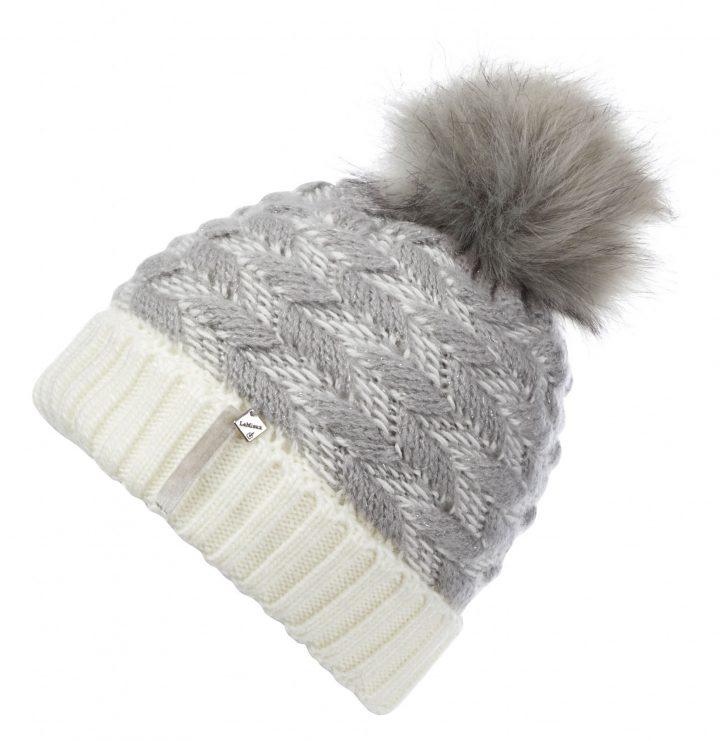 Banff Hat Silver Grey