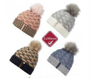 f4b44910390 LeMieux Hat- Banff Hats - Saddles and Style
