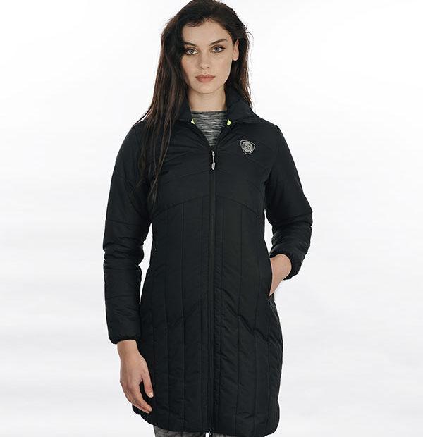 Eve LongLine Padded Jacket 1