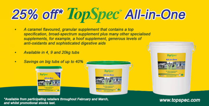 TopSpec All in One Multivitamin