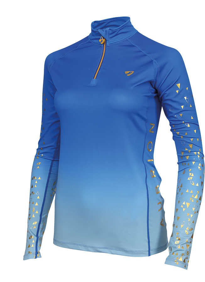 Aubrion Alverstone XC Shirt Blue