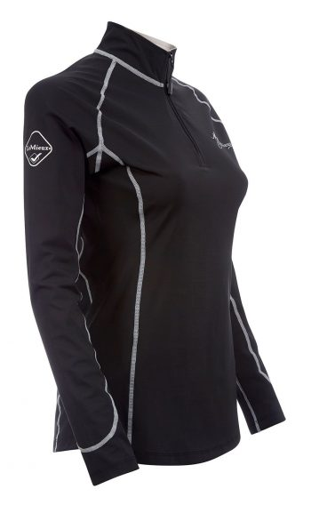 LeMieux Base Layer Black 1