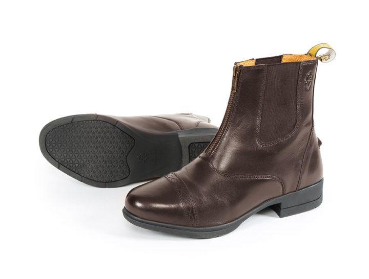 Moretta Rosetta Jodhpur Boot Brown