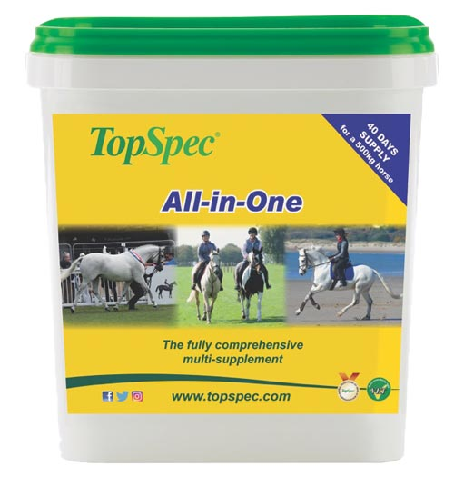 TopSpec All in One Multivitamin 1