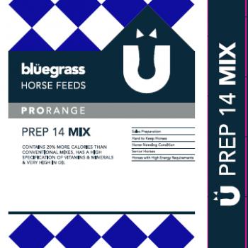 Bluegrass prep 14 mix