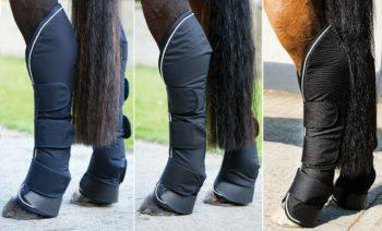 Horseware Padded Travel Boots