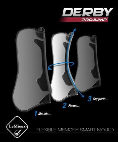 Lemieux Derby Tendon Boots