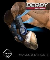 Navy Tendon Boots