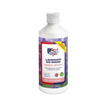 Equine America Lavender No Rinse Body Wash