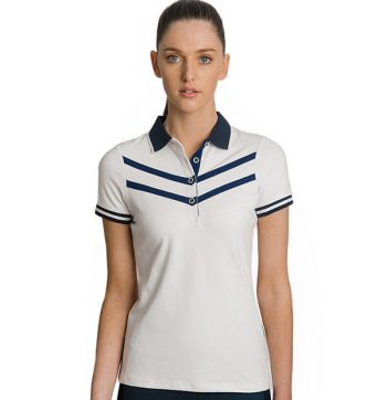Horseware Clara Polo Shirt White 1