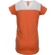 Horseware Girls Novelty Tee Coral Back