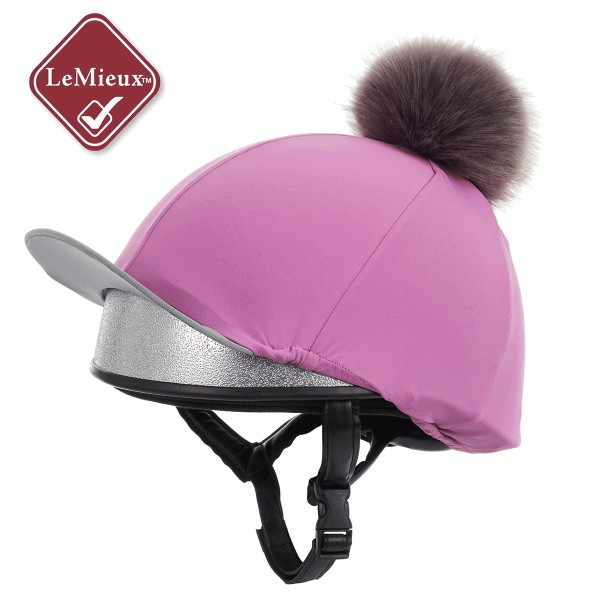 9ae671a67b8 Le Mieux Hat silks - Saddles and Style