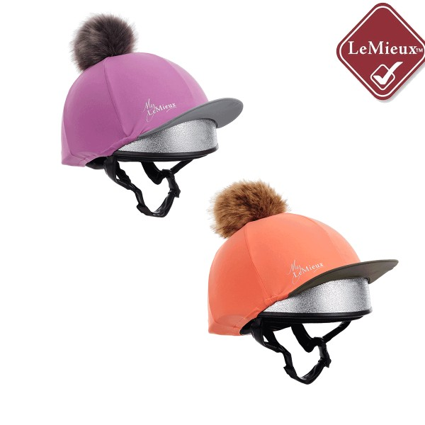 LeMieux Hat Silk Sorbet