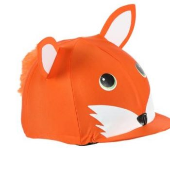 animal hat cover fox