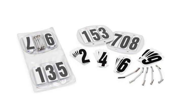 Bridle Number Kit