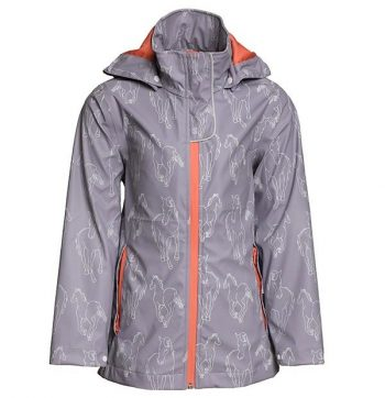 kids rain jacket Lavender