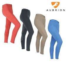 Aubrion Albany Kids Riding Tights