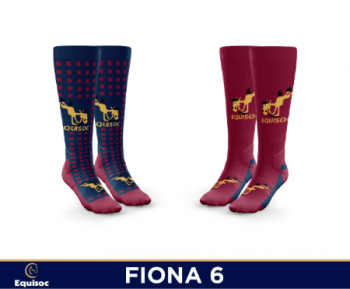 Equisoc Fiona-6 kids socks