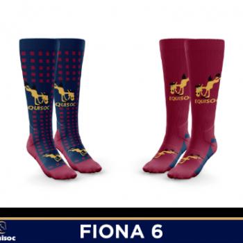 Equisoc Fiona-6 kids socks