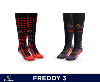 Equisoc Freddy-3 Kids Socks