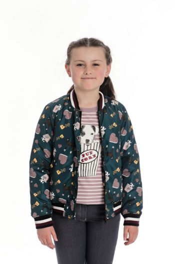 Horseware Horse Prints Kids Jacket