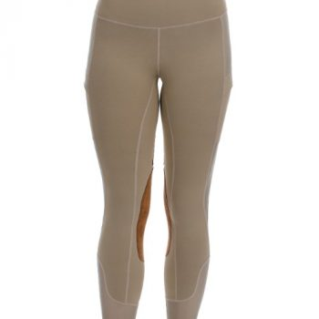 Horseware Riding Tights Tan 1