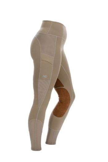 Horseware Riding Tights Tan
