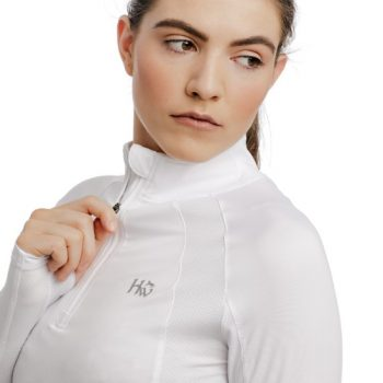 Horseware Aveen Tech Top White 1