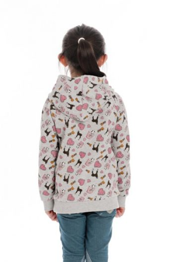 Horseware All over Print Hoody back
