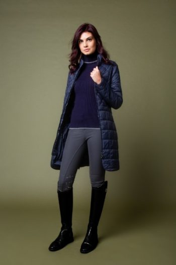 Horseware Insula Quilted Long Coat d (1)