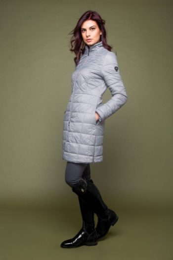 Horseware Insula Quilted Long Coat e (1)