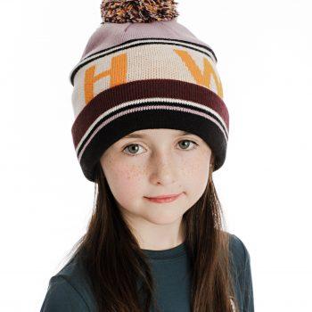 Horseware Kids Hat Lilac