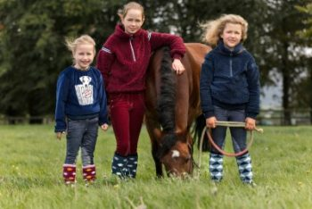 Horseware Sherpa Kids Fleece top