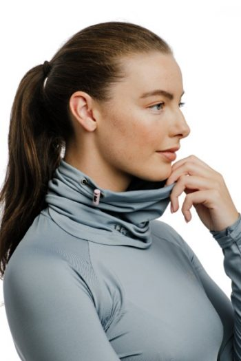 Technical Sport Snood Sky Blue