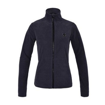 Kingsland KLANIAK LADIES MICRO FLEECE JACKET Navy