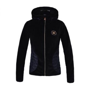 Kingsland Ladies Coral Fleece Navy