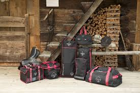 LeMieux Boots and Hat Bag