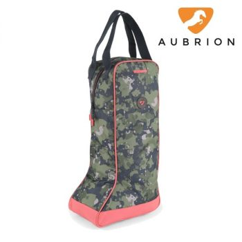Aubrion Camo Boot Bag