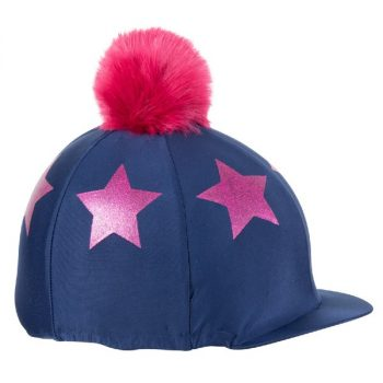 Shires Glitter Hat Cover