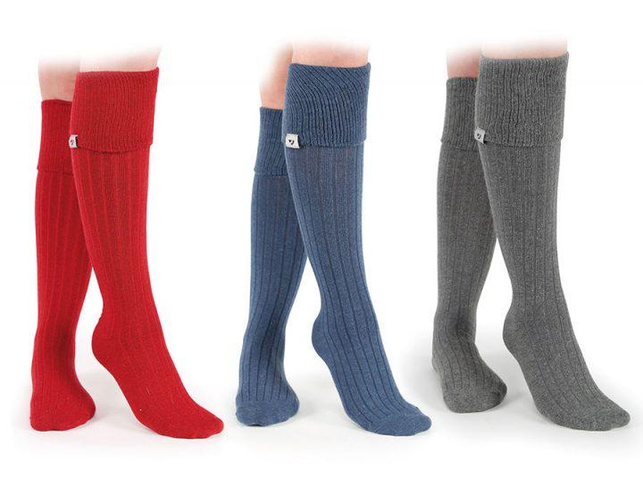 Cottonwood Boot Socks