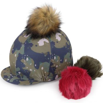 Aubrion Camo Switch It Hat Cover