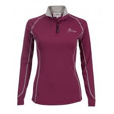 LeMieux Base Layer Plum