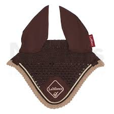 LeMieux Classic Fly Hood Brown
