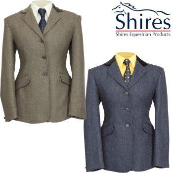 Shires Malverin Tweed Jacket