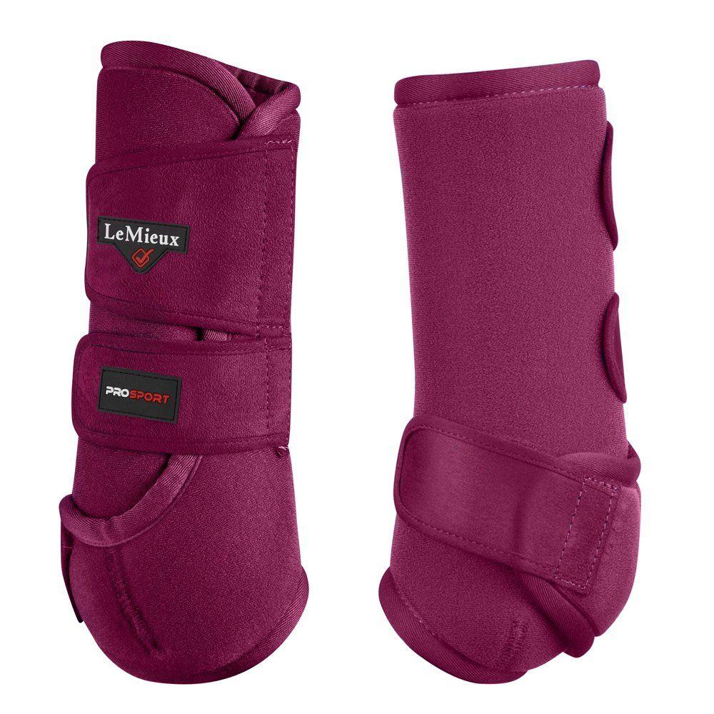 LeMieux Pro Sport Support Boots