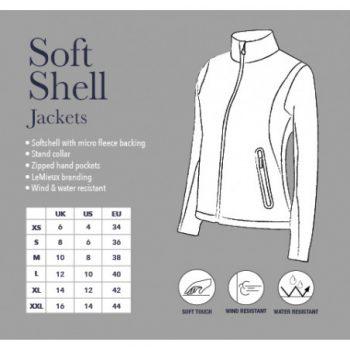 LeMieux Softshell Jacket