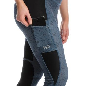 Horseware Riding Tights Polka Dot