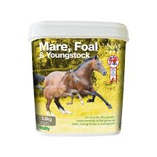 Mare Foal and Youngstock Supplement