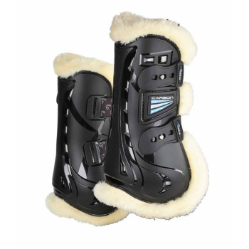 Shires Arma Carbon Supafleece Tendon Boots