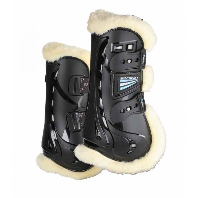 Shires Arma Carbon Supafleece Tendon Boots